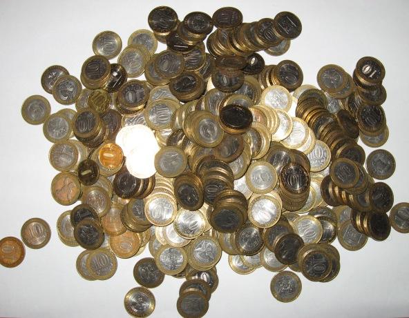 Много 10 рублевых монет какие были деньги в древней руси