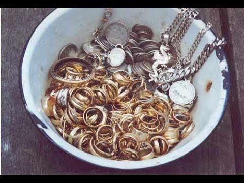поиск золота на пляже