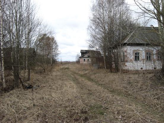 Картинки осени в деревне