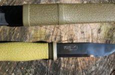 Нож Мора 2000 — отличный нож для туристов и охотников