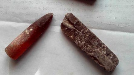 Попутные находки с металлоискателем — чертовы пальцы, метеориты, статуэтки. Как оценивать находки?
